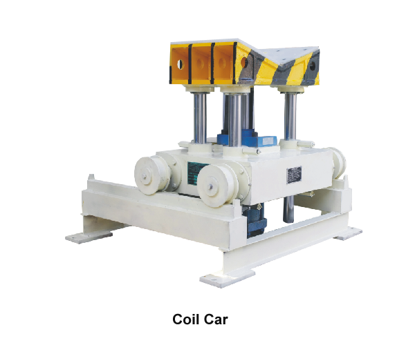 4 in 1 coil processing unit